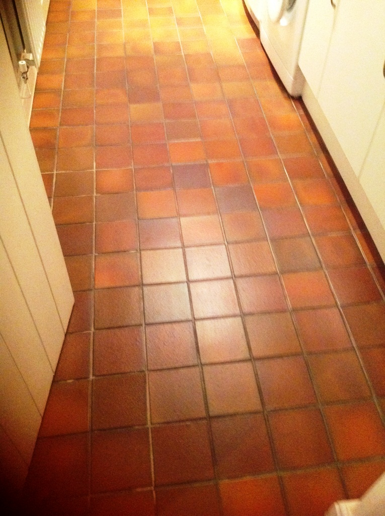 Quarry Tile Cleaning Kendal After