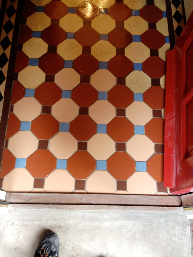 Victorian Tile Renovation Penrith After