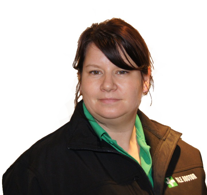 Tile Doctor Heidi Taylor covering Cumbria