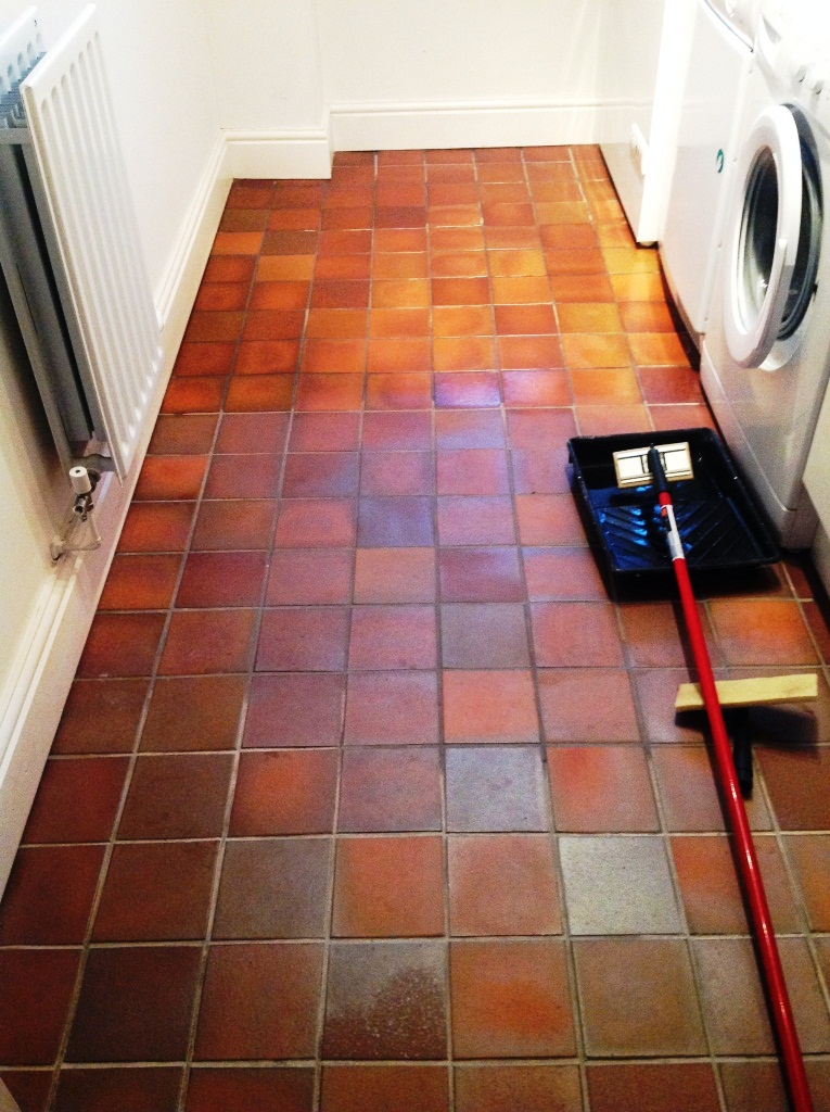 Quarry Tile Sealing Kendal