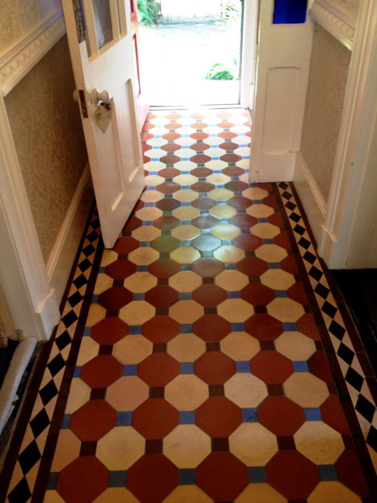 Floor restoration cleaning and maintenance advice for victorian victorian tile renovation penrith after doublecrazyfo Gallery